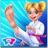 Karate Girl vs. School Bully-Based on true stories APK