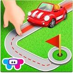 Tiny Roads - Vehicle Puzzles APK