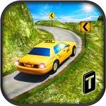 Taxi Driver 3D : Hill Station APK