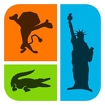 Guess the Shadow! ~ Logo Quiz Icon Image