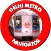 Delhi Metro Navigator Icon Image
