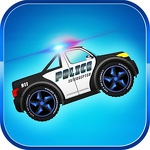 Police car racing for kids APK