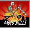 Vespa Moto Skills Icon Image