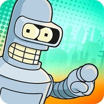 Futurama: Game of Drones APK