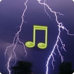 Thunder Sounds Sleep Sounds Icon Image