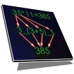 Math Tricks Icon Image