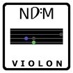 NDM-Violon (Music Notes) icon