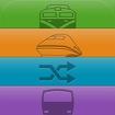 雙鐵時刻表(台鐵、高鐵、公車、轉乘、捷運) icon
