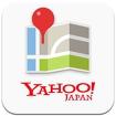 Yahoo!地図 ナビ、雨雲、混雑レーダーが使える無料マップ Icon Image
