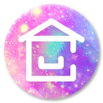 Cute home ♡ CocoPPa Launcher APK