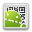 QR Droid Code Scanner Icon Image