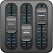 Music Equalizer Icon Image