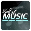Full of Music(MP3 Rhythm Game) Icon Image