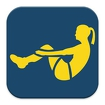 8 Minutes Abs Workout Icon Image