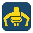 Chest Workout Icon Image
