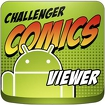 Challenger Comics Viewer Icon Image