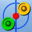 Air Hockey Icon Image