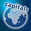 Countries Capitals Quiz Icon Image