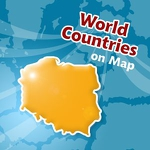 Countries Location Maps Quiz APK