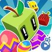 Juice Cubes Icon Image