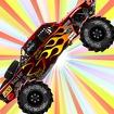 Baja Trophy Truck Racing Icon Image