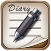Private Diary Notes Icon Image