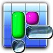 Sticky Blocks Sliding Puzzle Icon Image