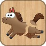 لعبة تركيب الحيوانات للأطفال APK