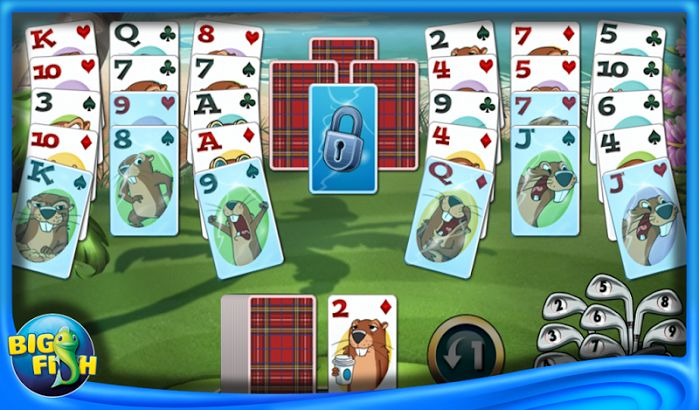 Fairway solitaire apk download free card games for android for Big fish games for android