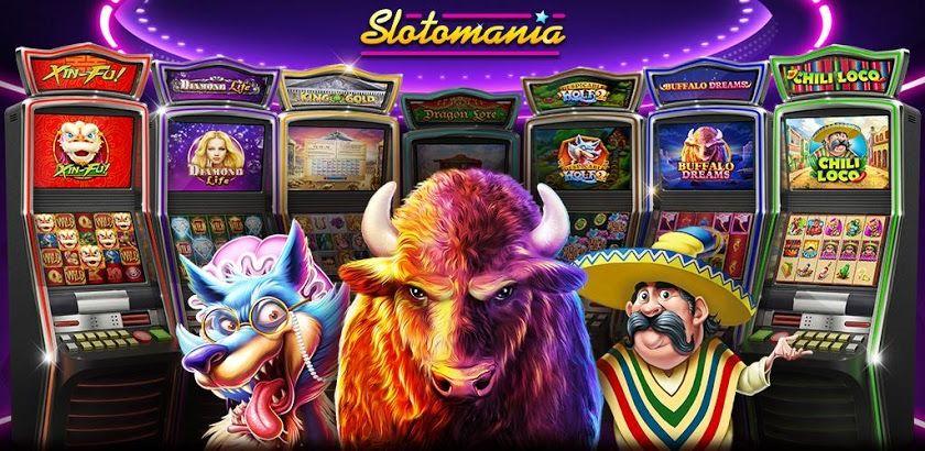 Slotomania Slots 2.18.0,2.20.1,2.49.4 APK