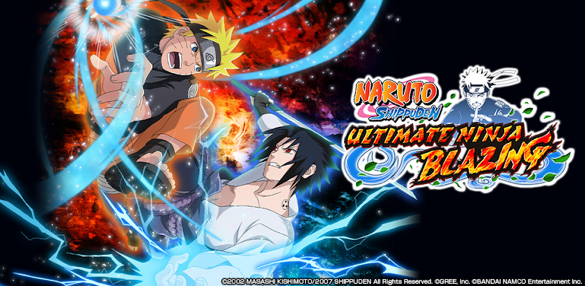 Ultimate Ninja Blazing 1.9.3,2.4.1 APK