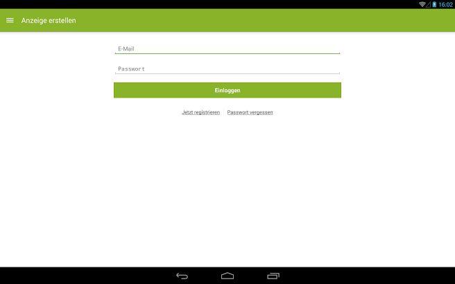 ebay kleinanzeigen for germany apk download free lifestyle apps for android. Black Bedroom Furniture Sets. Home Design Ideas