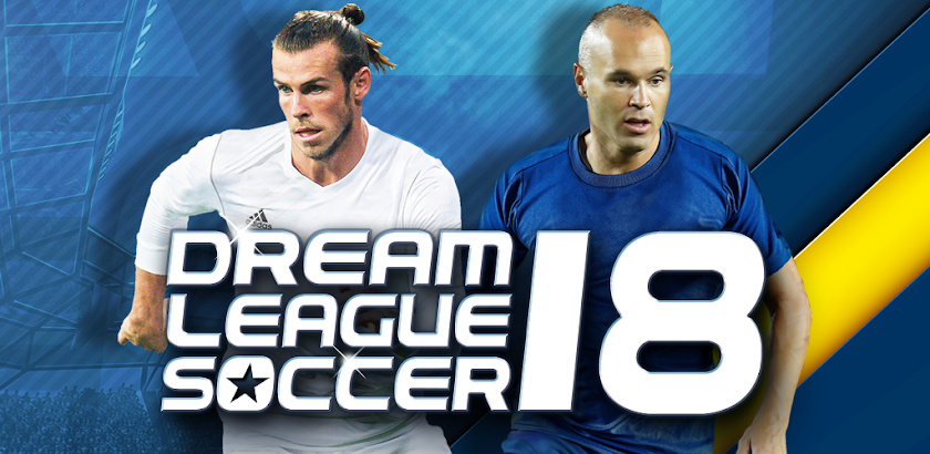 Dream League Soccer 2018 5.04,5.052 APK + OBB Data offline