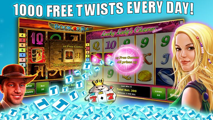 free slots online for fun twist game login