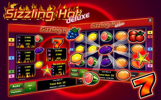 best online bonus casino sizzling hot free game