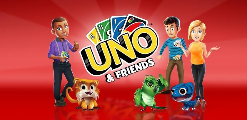 UNO ™ & Friends 2.6.0p,2.6.2a,2.6.3i,2.8.0e,2.9.0f,3.3.2c,3.3.3e APK + OBB + PATCH Data offline