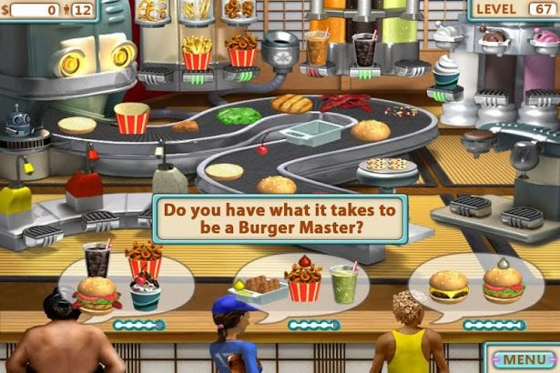 Time Management Food Games Free Online