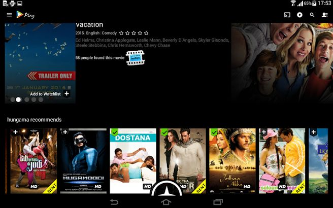 Free Movie Apps for Streaming Movies on Android