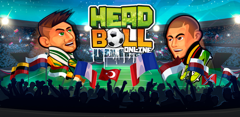 Online Head Ball 16.07,19.84,32.07 APK