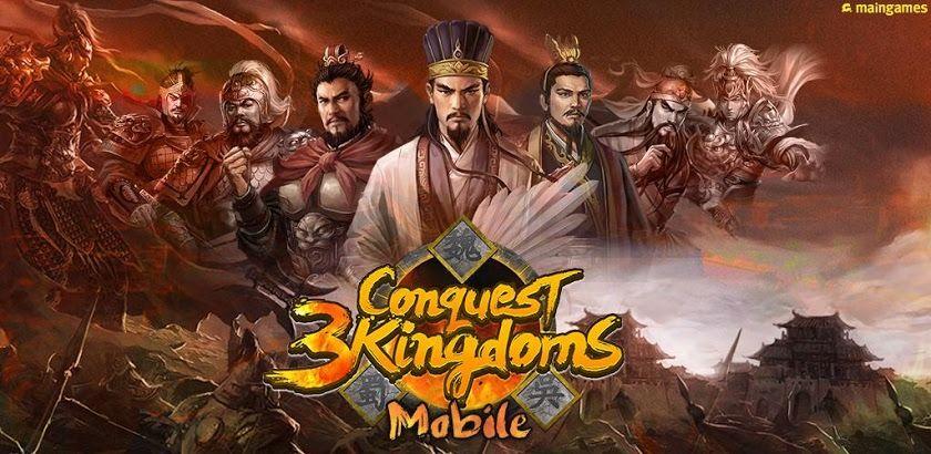 Conquest 3 Kingdoms 2.8.1 APK