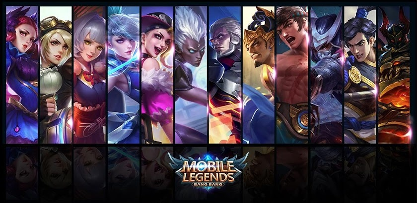 Mobile Legends: Bang Bang 1.1.52.1331,1.1.85.1581,1.2.65.2662 APK