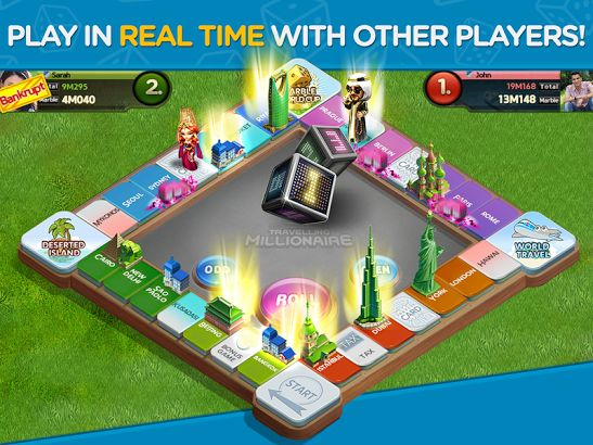 millionaires board game online