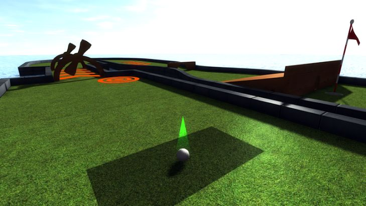 Mini Golf Club 2 на андроид скачать бесплатно