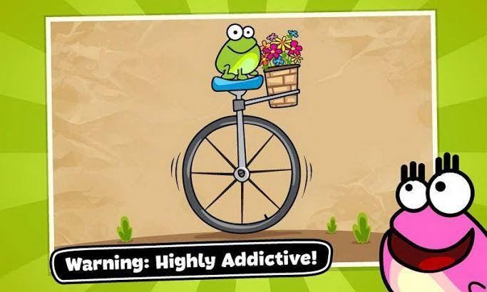 Tap the frog screenshot 2