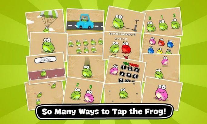 Веселая и красочная android аркада с одиннадцатью великолепных мини игр в многопользовательском режиме для всей семьи