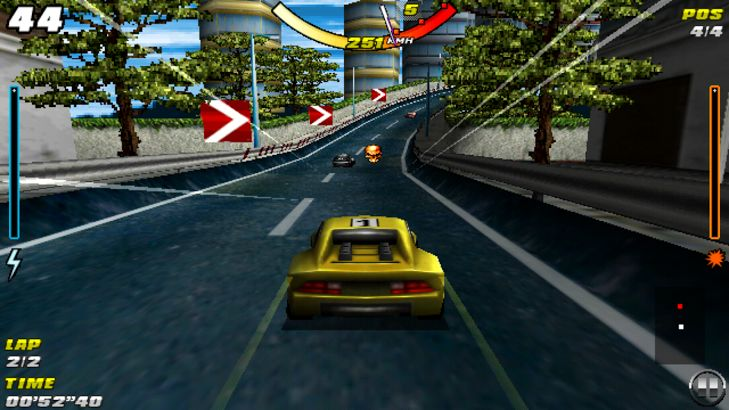 Raging Thunder - FREE APK Download - Free Racing Games for Android