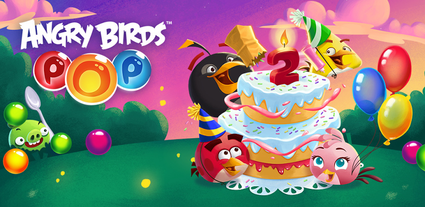 Angry Birds POP Bubble Shooter 2.5.2,2.6.0,2.7.4,2.8.6,2.9.4,2.10.0,2.11.2,2.14.0,2.15.2,2.22.2 APK