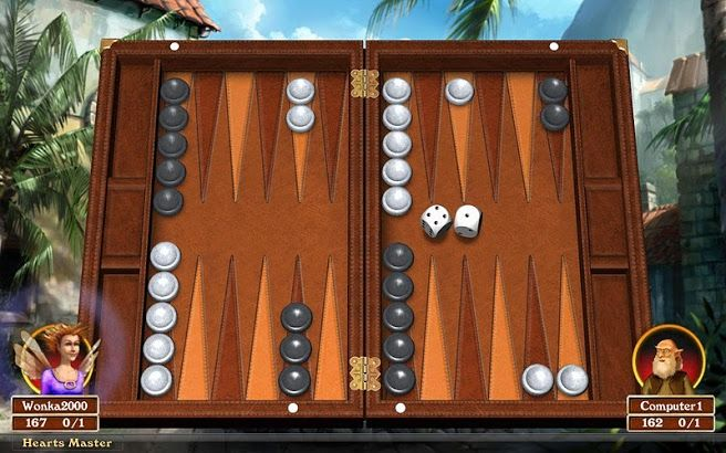 Hvordan spiller man backgammon?