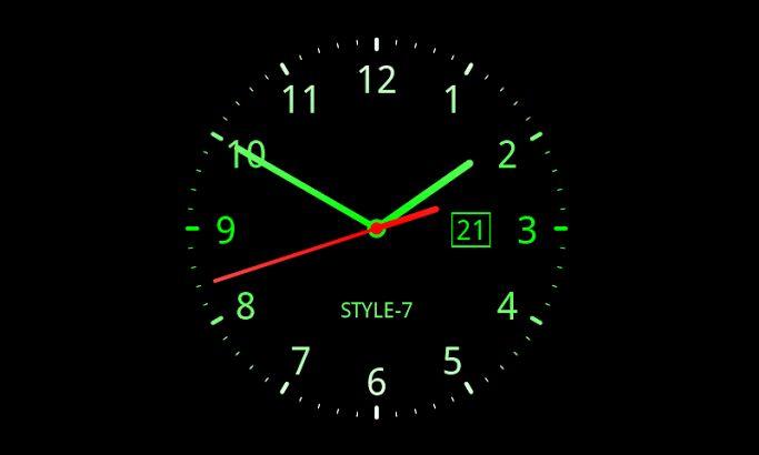 заставка часы на телефон 240х320 скачать бесплатно № 59473 загрузить