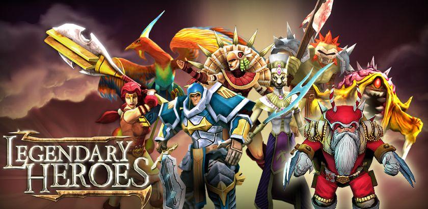 Legendary Heroes MOBA 2.1.0,2.3.63 APK